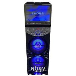 Blackmore 2x10 Home Karaoke System with 15 Android Touch Screen Tablet