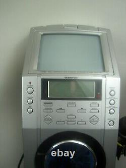 DVD/CD/Graphics Pedestal Karaoke System by The Singing Machine Co. #STVD-1001