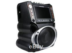 Karaoke USA GF846 All In One System with Bluetooth