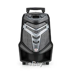 Portable Karaoke Machine Bluetooth Dancing Entertainment Speaker Record System