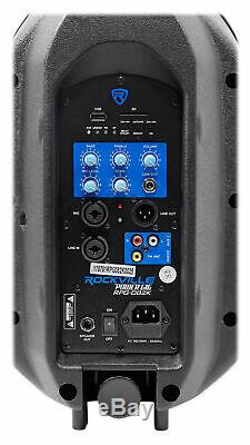 Rockville 8 Android/iphone/ipad/Laptop/TV Youtube Karaoke Machine/System+Stand