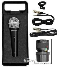 Rockville All-in-one Bluetooth Home Theater/Karaoke Machine System with2 Mics