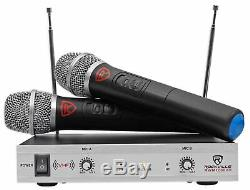 Rockville Bluetooth 15 iphone/ipad/Android/Laptop/T. V. Karaoke Machine/System