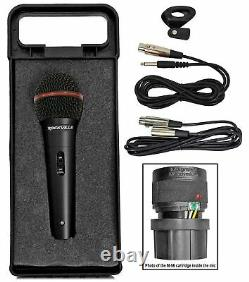 Rockville Portable YouTube Karaoke Machine/System with Mixer+Stands+(2) Mics