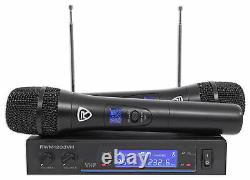 Rockville Powered 10 ipad/iphone/Android/Laptop, T. V. Karaoke Machine/System