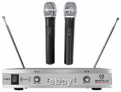 Rockville Powered 15 iphone/ipad/Android/Laptop/T. V. Karaoke Machine/System