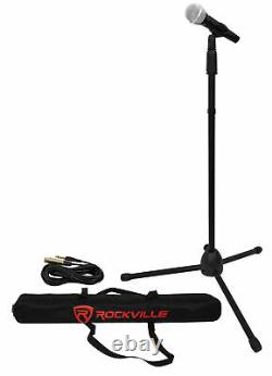Rockville+Technical Pro Youtube Karaoke Machine System Mixer with Bluetooth