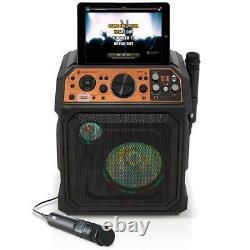 Singing Machine SDL2093 Studio All-In-One Entertainment System with Auto Tune