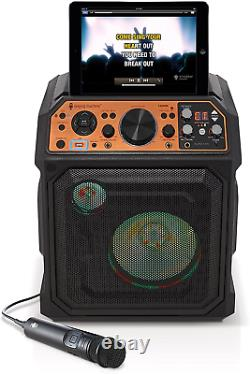 Singing karaoke Machine Studio All-In-One PA Entertaining System with Auto-Tune