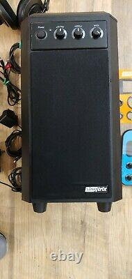 Singtrix Party Bundle Karaoke System with Mic, FX module and Speaker