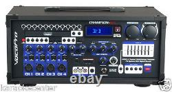 Vocopro all-in-one Karaoke CDG DVD player Amp Mixer PA system Digital Recorder