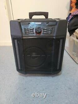 Wireless Portable Speaker System with USB, and mic